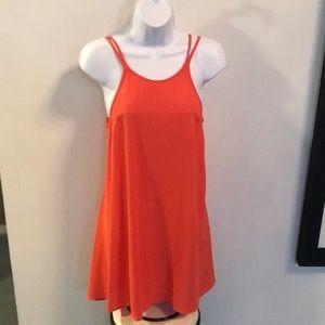 Dresses & Skirts - Orange summer dress- never worn